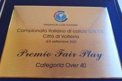 Panathlon Volterra Campionato Italiano Veterani dello Sport Categoria