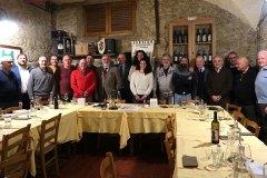 Panathlon Volterra - Cena degli auguri 2019