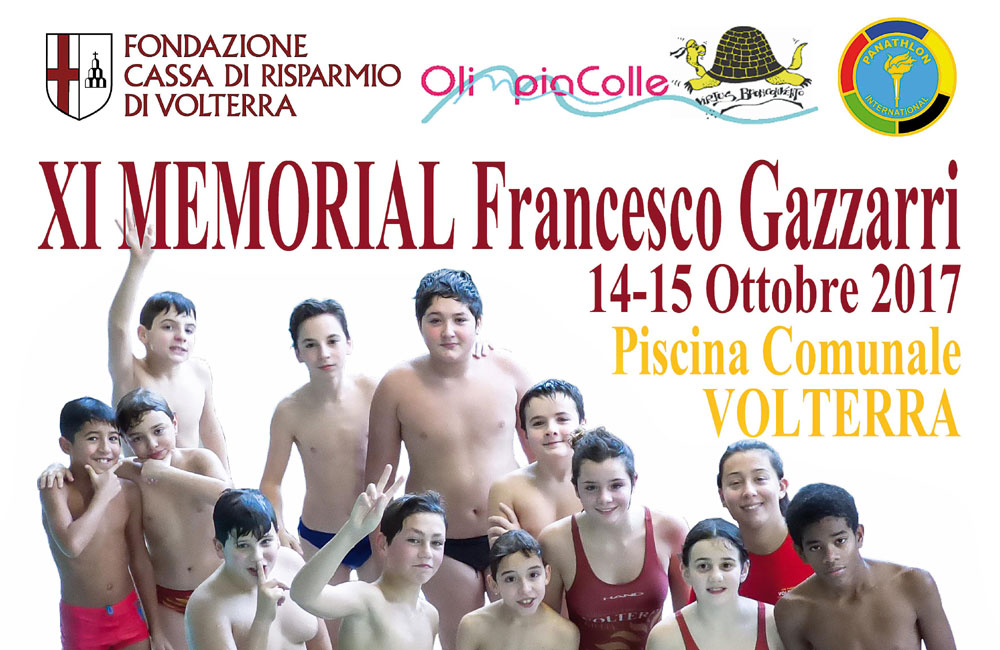 XI Memorial Francesco Gazzarri