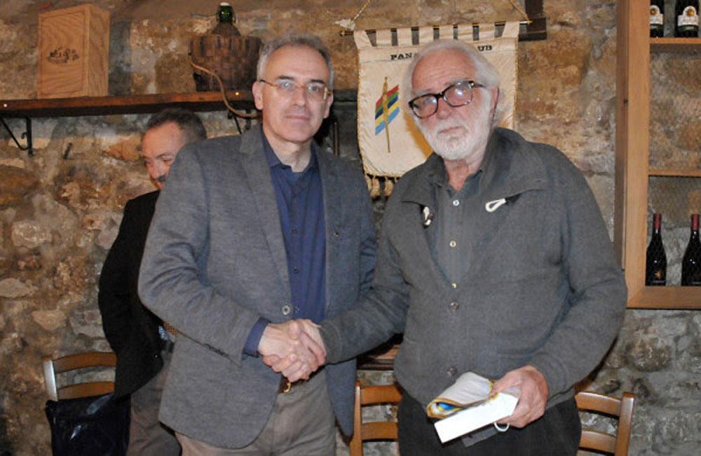 Il Panathlon Club Volterra si immerge con il Prof. Ferruccio Chiesa